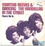 Martha Reeves and The Vandellas Dancing in the street
