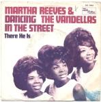 Martha Reeves and The Vandellas Dancing in the street